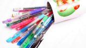 Snelle promotie door pennen met logo